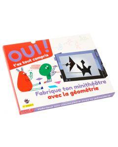 Box maths - Géométrie - Tangram et mini-théâtre ! Fabrique des marionnettes avec les tangrams