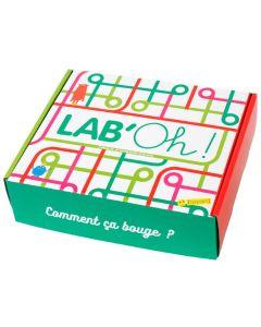 Box sciences - Physique - Les secrets du mouvement Fabrique une catapulte !