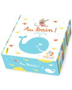 Box 1, 2, 3 POPI - Au bain ! Partagez un rituel autour du bain, avec POPI.