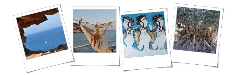 Photos pola voyage en famille du 21/08 au 28/08/21 en Crète, île de mythologie et de soleil
