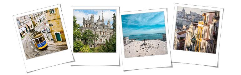 frise photos séjour Lisbonne 2020, un séjour sélectionné par Bayard Jeunesse