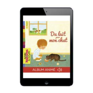 Sélection d'histoires numériques Les Belles Histoires des tout-petits