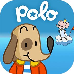 Les mondes de Polo, application de jeux et histoires pour les fans de Polo