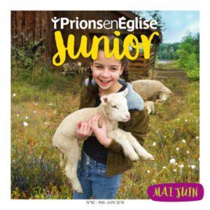 couverture du magazine Prions en Eglise Junior