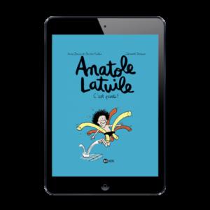 Sélection de BD numériques Anatole Latuile