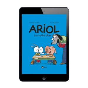 Sélection de BD numériques Ariol, le petit âne