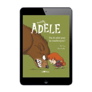 Sélection de BD numériques Mortelle Adèle
