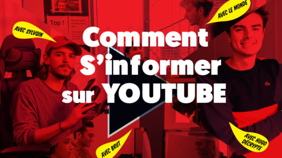Comment s'informer sur Youtube?