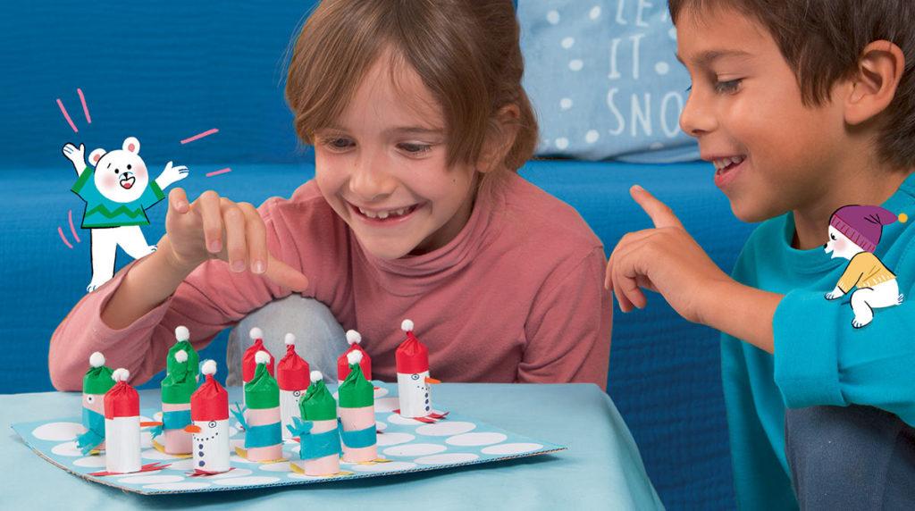 Activités ludiques pour les 3-6 ans sur le site des Belles Histoires.