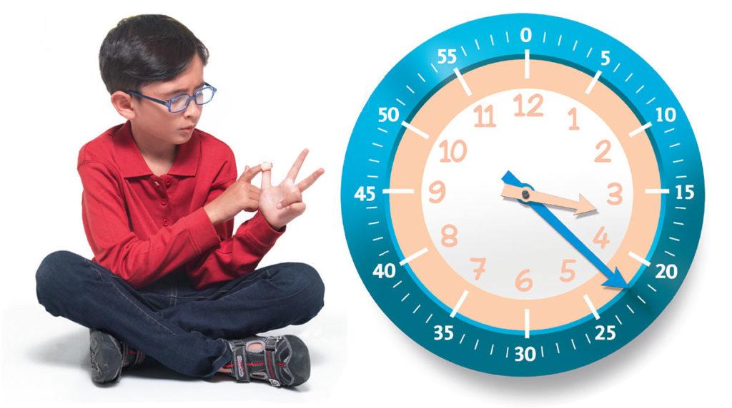 Apprendre à lire l'heure avec Youpi.