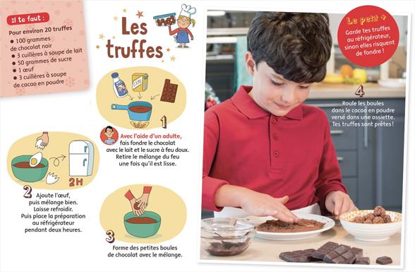 5 recettes chocolatées faciles avec Youpi.