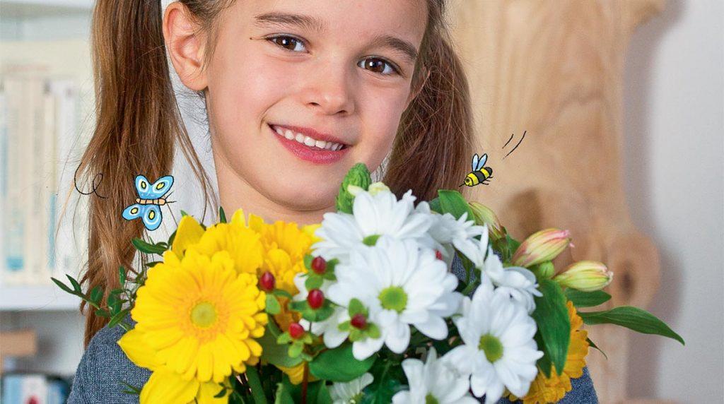 Expérience Youpi n° 345 : comment les fleurs s'ouvrent-elles ?