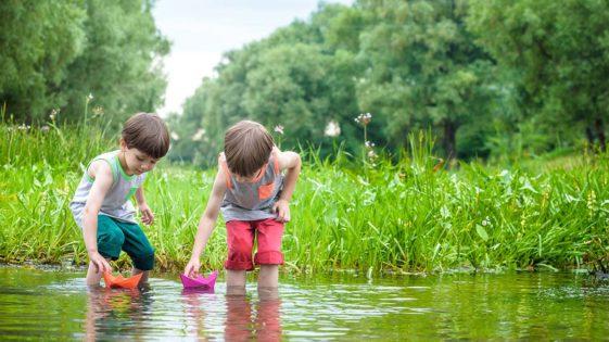 Fêtez l'été avec nos idées d'activités pour les 3-11ans!