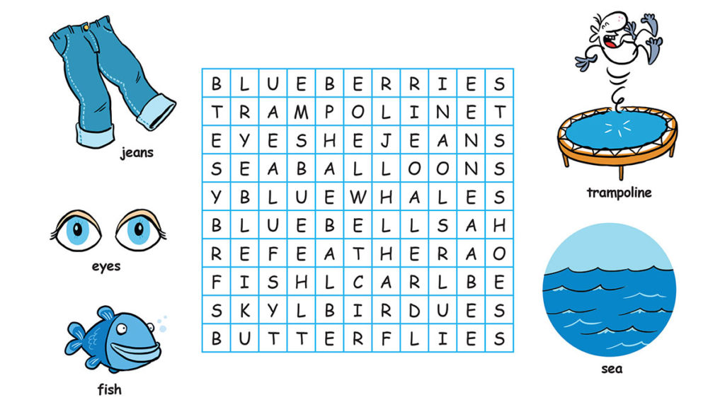 Des jeux pour progresser en anglais en s'amusant : 10 jeux en anglais sur le site du magazine I Love English for Kids.