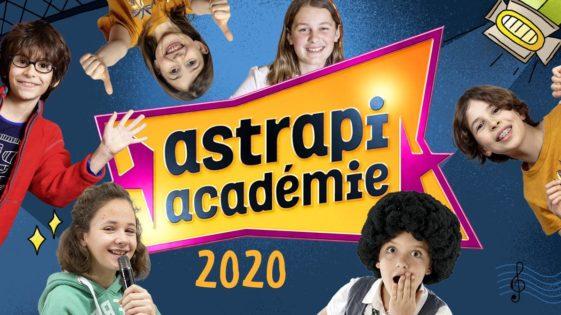 Concours Astrapi académie : les vidéos des gagnants !