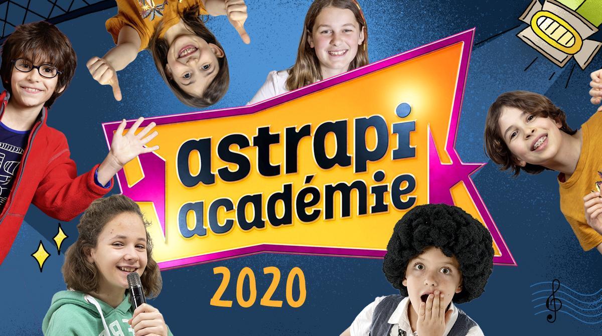 Astrapi Académie : les gagnants 2020 !