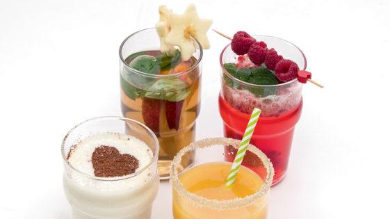 Recettes de cocktails d'été pour les ados