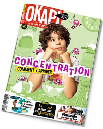 Magazine Okapi n°1120 du 15 octobre 2020.