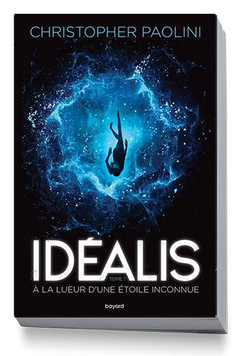 """Un livre pour Noël : """"Idéalis. À la lueur d'une étoile inconnue"""" – dès 14 ans"""