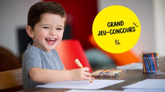 "Concours de dessin: ""Dessine ton mercredi!"""