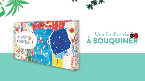 """Un livre pour Noël: """"L'Expo idéale!"""" – dès 4ans"""""""