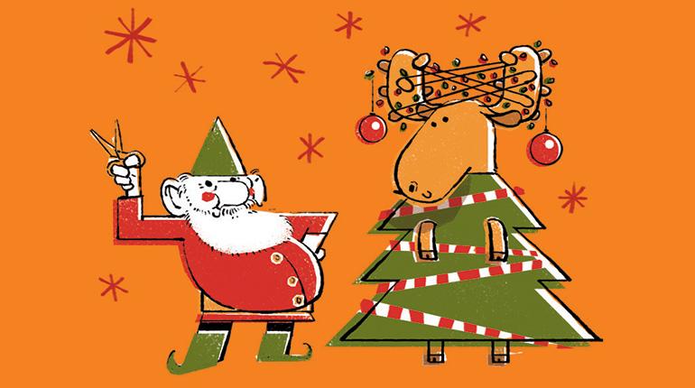 Bricolages de Noël : 7 idées pour décorer la maison