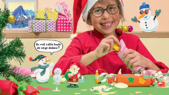 Des bricolages pour préparer Noël
