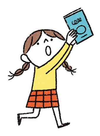 """""""J'ai fait un burn-out !"""", supplément pour les parents du magazine Pomme d'Api n°659, janvier 2021. Texte : Anne Bideault. Illustrations : Aki."""
