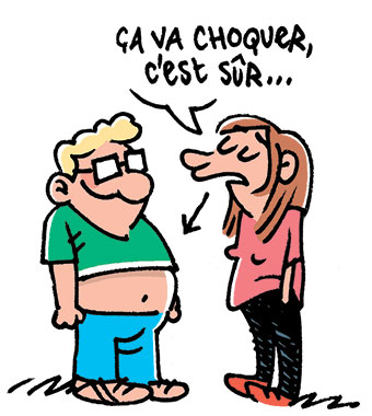 """""""Est-ce qu'on peut s'habiller comme on veut ?"""", Okapi, 1er février 2021. Texte : Christine Lamiable. Illustrations : Manu Boisteau."""