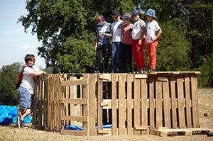 Les enfants aimeront : les activités variées en pleine nature.