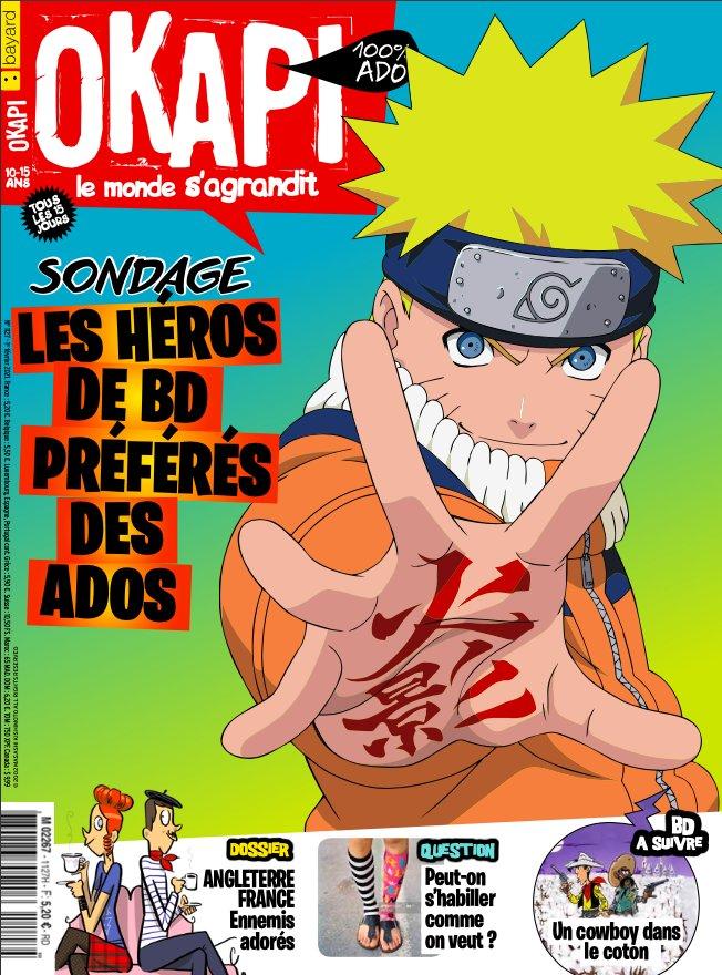 Couverture du magazine Okapi n°1127, 1er février 2021