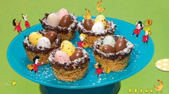 Recettes pour Pâques à faire avec les enfants