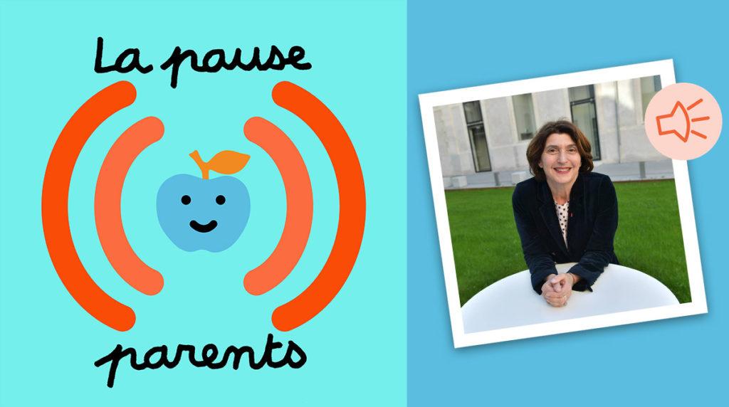 """Sophie Marinopoulos - podcast """"La pause parents"""""""