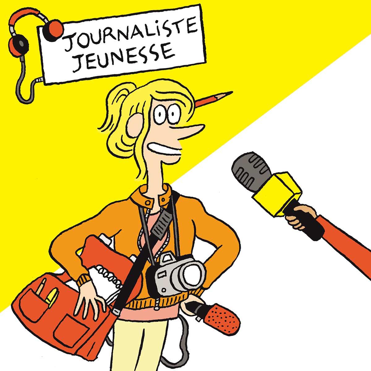 Journaliste Jeunesse
