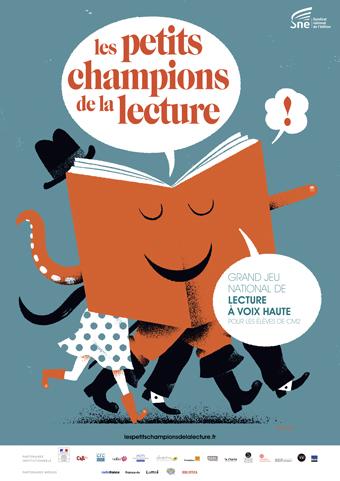 Grand jeu Les Petits Champions de la lecture