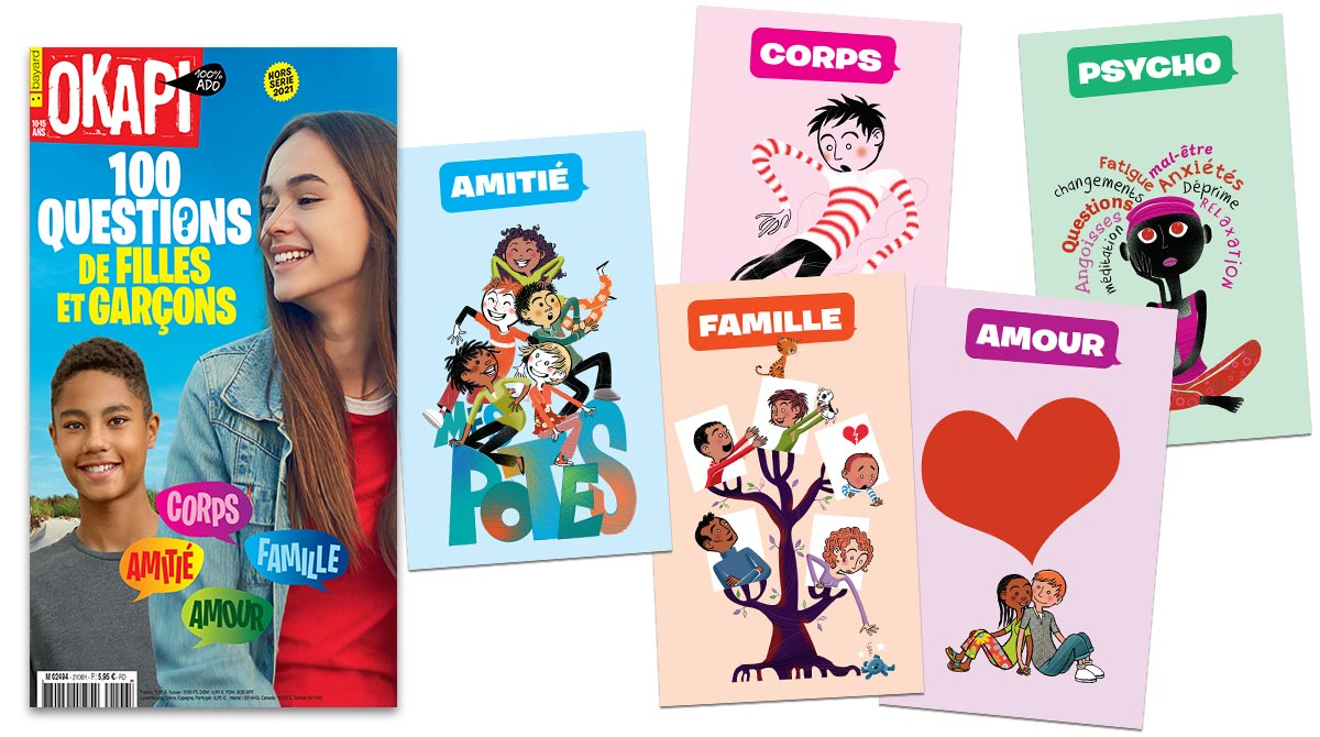 Illustrations : PrincessH. Photo : Adobestock.