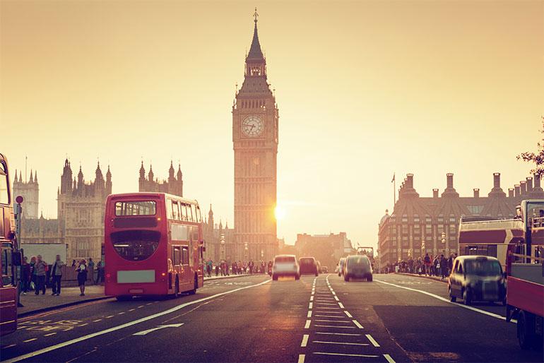 London - Parliament and Big Ben