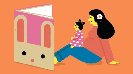 Pourquoi faut-il lire des histoires aux tout-petits?