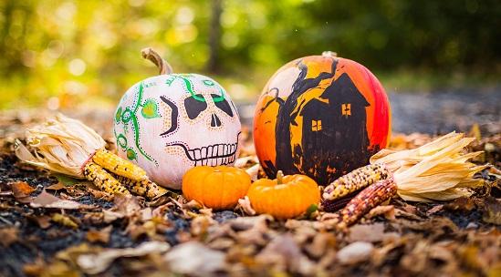 Recettes, bricolages et maquillages : l'atelier d'Halloween pour les monstres de tous âges !
