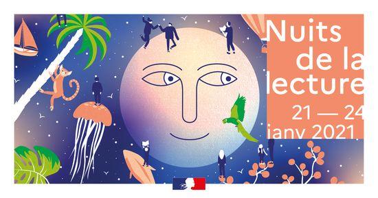 Du 21 au 24 janvier, Bayard Jeunesse célèbre les Nuits de la Lecture !
