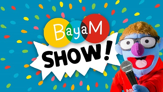 Découvrez le Bayam Show, l'émission du mercredi dans Bayam !