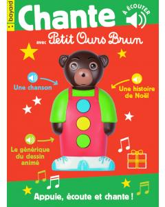 Jouet sonore - Chante avec Petit Ours Brun