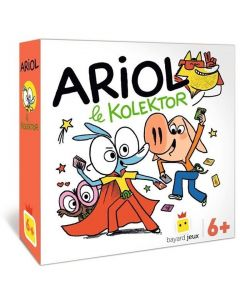 Jeu - Ariol - Le Kolektor