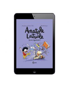Sélection BD numérique Anatole Latuile, tome 7 à 12