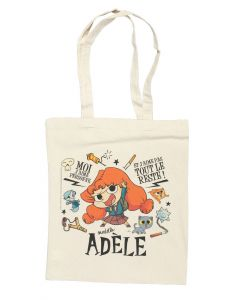 Mortelle Adèle - Le tote bag collector