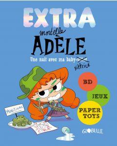 Livre Extra - Mortelle Adèle - Une nuit avec ma baby-sittrice