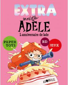 Livre Extra - Mortelle Adèle - L'anniversaire de Jade