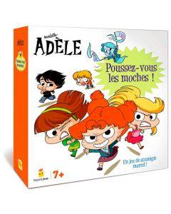Jeu - Mortelle Adèle - Poussez-vous les moches !