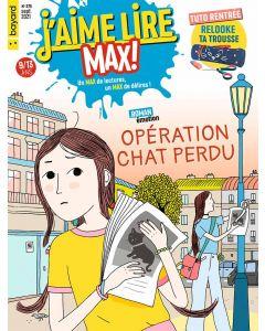 J'aime lire Max