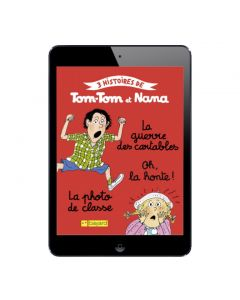 Sélection BD numériques de TomTom et Nana